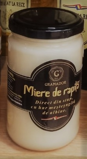 MIERE DE RAPITA GRAMADOR